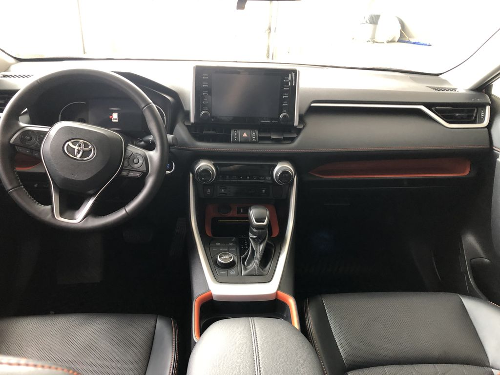 Red 2020 Toyota RAV4 Trail | Toyota Certified Third Row Seat or Additional  Photo in Edmonton AB
