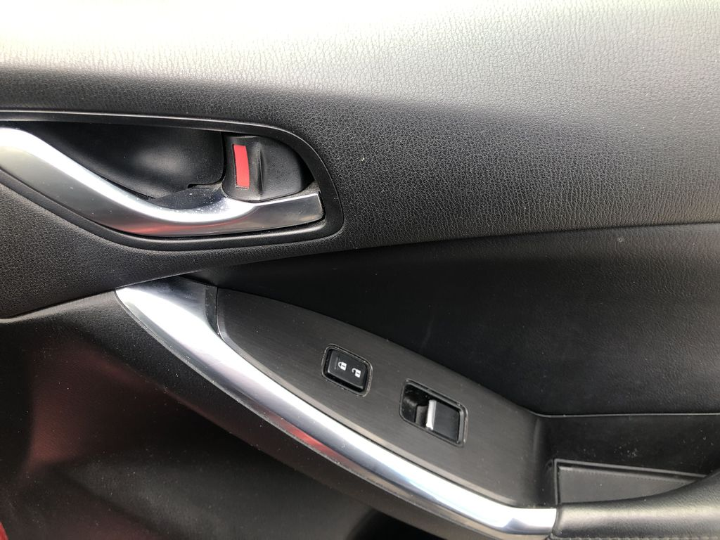 Red[Soul Red Mica] 2016 Mazda CX-5 Passenger Front Door Controls Photo in Canmore AB