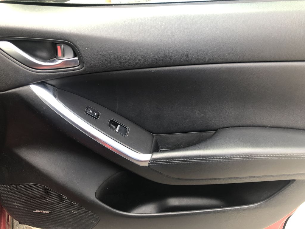 Red[Soul Red Mica] 2016 Mazda CX-5 Right Front Interior Door Panel Photo in Canmore AB