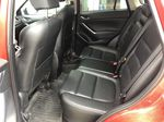 Red[Soul Red Mica] 2016 Mazda CX-5 Left Side Rear Seat  Photo in Canmore AB