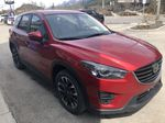 Red[Soul Red Mica] 2016 Mazda CX-5 Right Front Corner Photo in Canmore AB