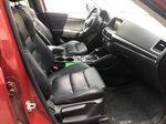 Red[Soul Red Mica] 2016 Mazda CX-5 Right Side Front Seat  Photo in Canmore AB