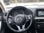 Red[Soul Red Mica] 2016 Mazda CX-5 Strng Wheel: Frm Rear in Canmore AB