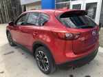 Red[Soul Red Mica] 2016 Mazda CX-5 Left Rear Corner Photo in Canmore AB