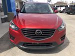 Red[Soul Red Mica] 2016 Mazda CX-5 Left Front Interior Photo in Canmore AB