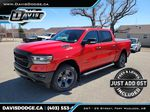 Red 2021 Ram 1500 Primary Photo in Fort Macleod AB