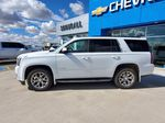 White[Summit White] 2017 GMC Yukon Left Front Rim and Tire Photo in Fort Macleod AB