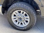 Black[Shadow Black] 2018 Ford Super Duty F-350 SRW Left Front Rim and Tire Photo in Dartmouth NS