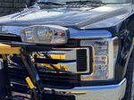 Black[Shadow Black] 2018 Ford Super Duty F-350 SRW Left Front Head Light / Bumper and Grill in Dartmouth NS