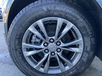 Gray[Shadow Metallic] 2021 Cadillac XT5 Premium Luxury Left Front Rim and Tire Photo in Calgary AB