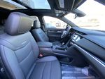 Gray[Shadow Metallic] 2021 Cadillac XT5 Premium Luxury Right Side Front Seat  Photo in Calgary AB