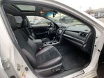 White[Blizzard Pearl] 2017 Toyota Camry Right Side Front Seat  Photo in Brampton ON
