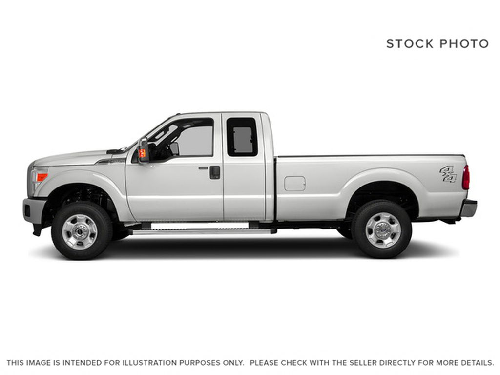 White[Oxford White] 2016 Ford Super Duty F-250 SRW Left Side Photo in Fort Macleod AB