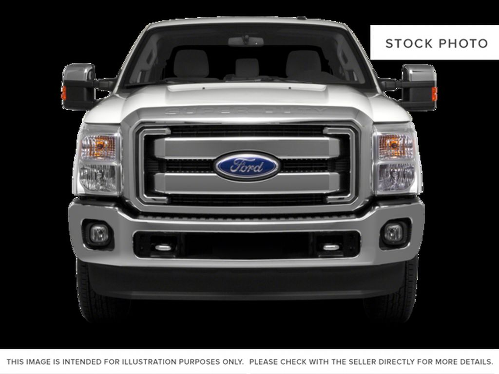 White[Oxford White] 2016 Ford Super Duty F-250 SRW Front Vehicle Photo in Fort Macleod AB