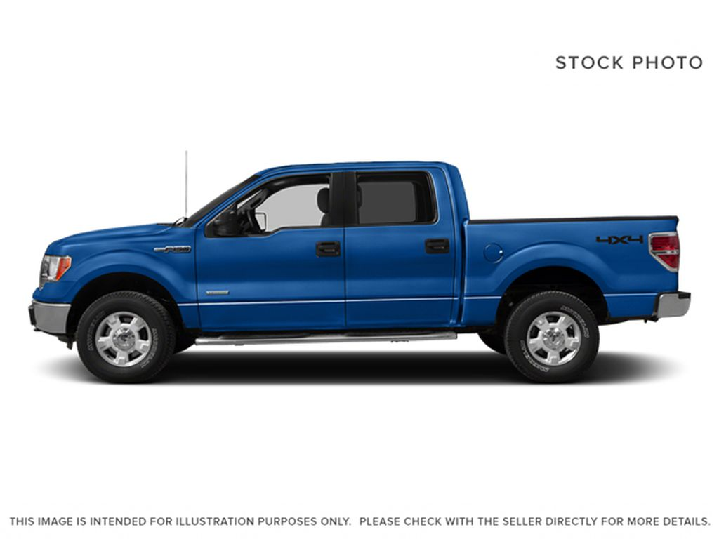 Blue[Blue Flame Metallic] 2013 Ford F-150 Left Side Photo in Fort Macleod AB