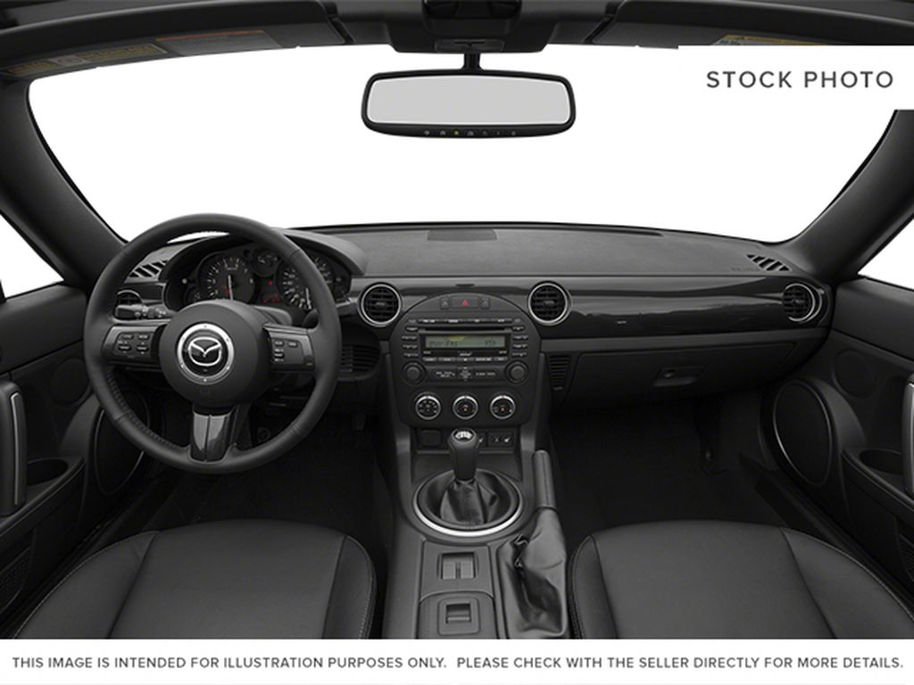 2014 Mazda MX-5 Miata Central Dash Options Photo in Edmonton AB