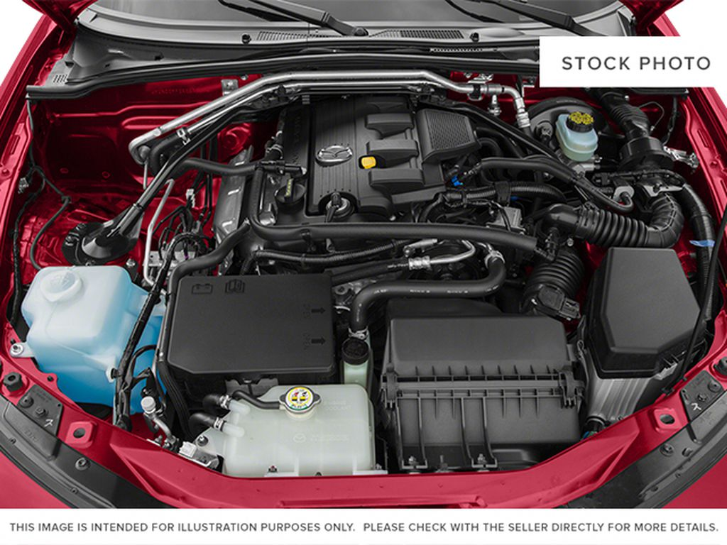 2014 Mazda MX-5 Miata Engine Compartment Photo in Edmonton AB
