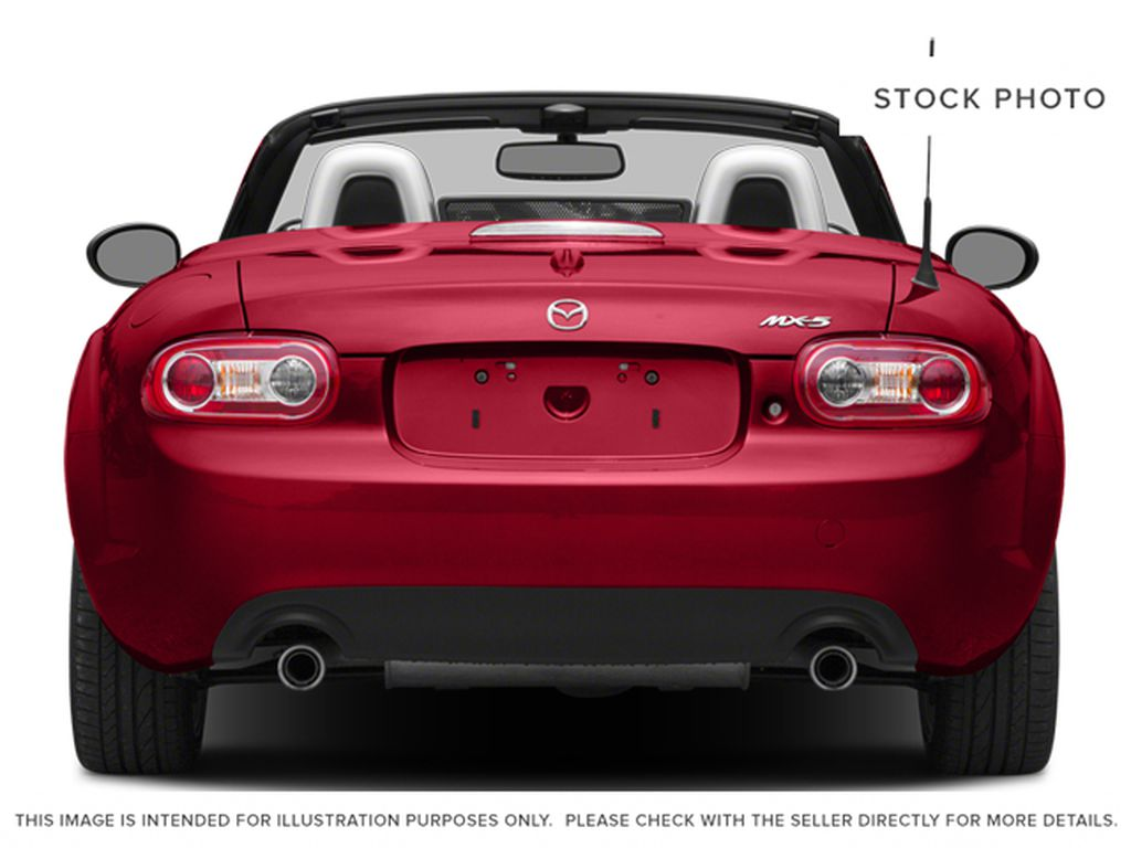2014 Mazda MX-5 Miata Rear of Vehicle Photo in Edmonton AB