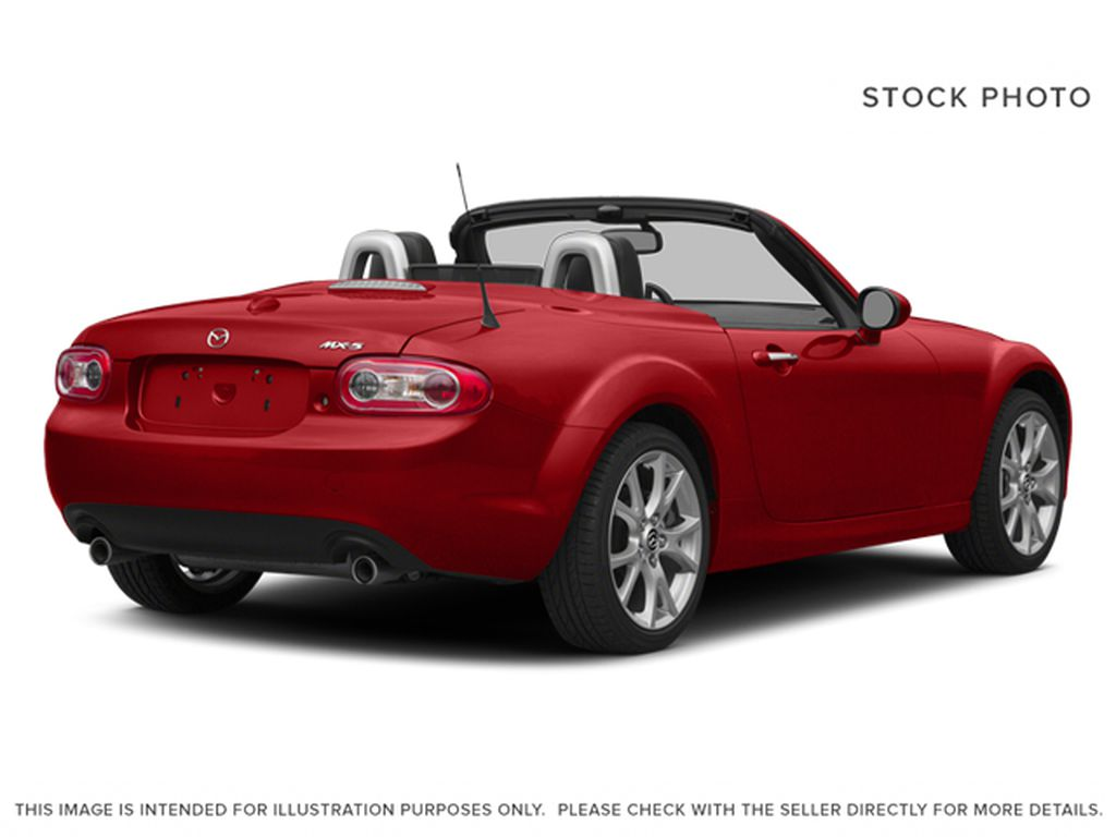 2014 Mazda MX-5 Miata Right Rear Corner Photo in Edmonton AB