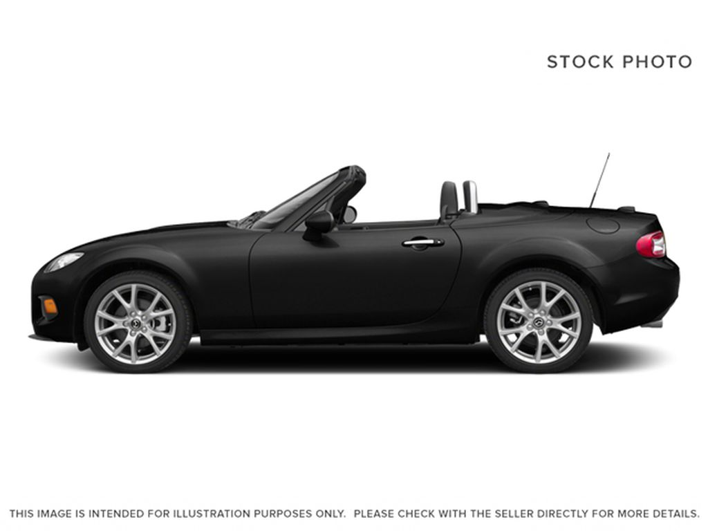 2014 Mazda MX-5 Miata Left Side Photo in Edmonton AB