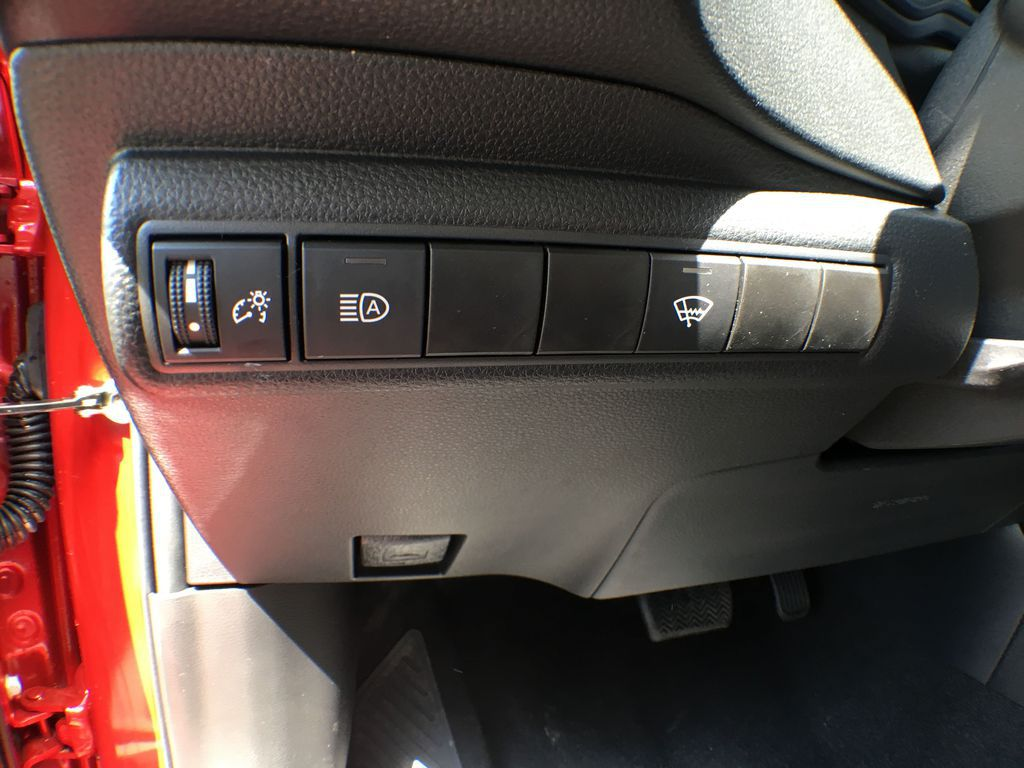 Red[Barcelona Red Metallic] 2021 Toyota Corolla SE Standard Package B4RBSC AM Right Side Front Seat  Photo in Brampton ON