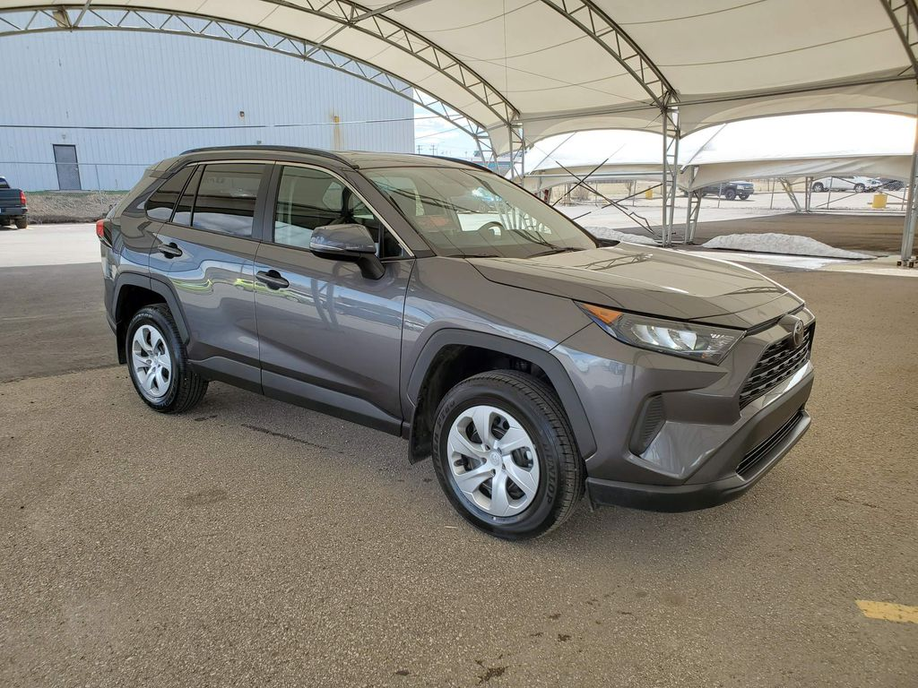 2021 Toyota RAV4 Strng Wheel: Frm Rear in Airdrie AB