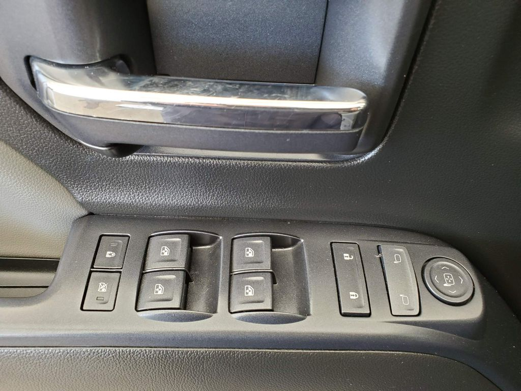 2015 GMC Sierra 1500 Driver's Side Door Controls Photo in Airdrie AB