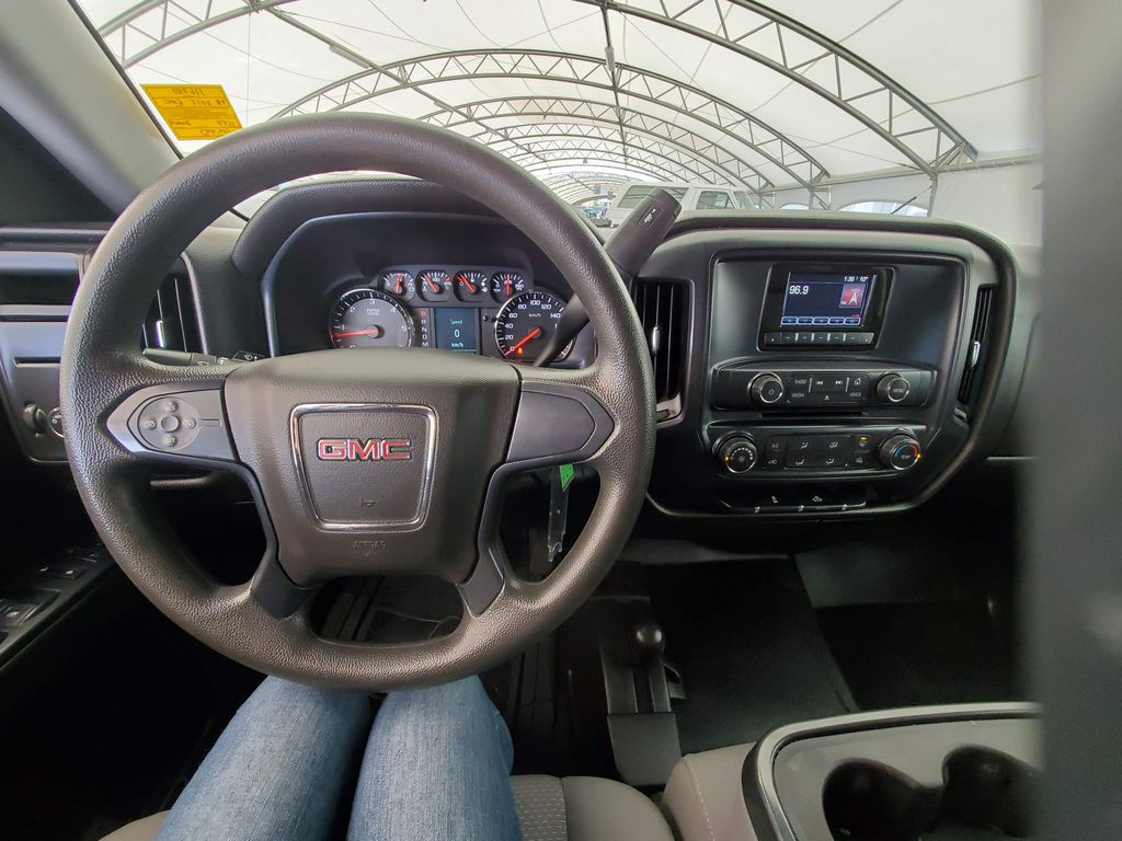 2015 GMC Sierra 1500 Front Vehicle Photo in Airdrie AB