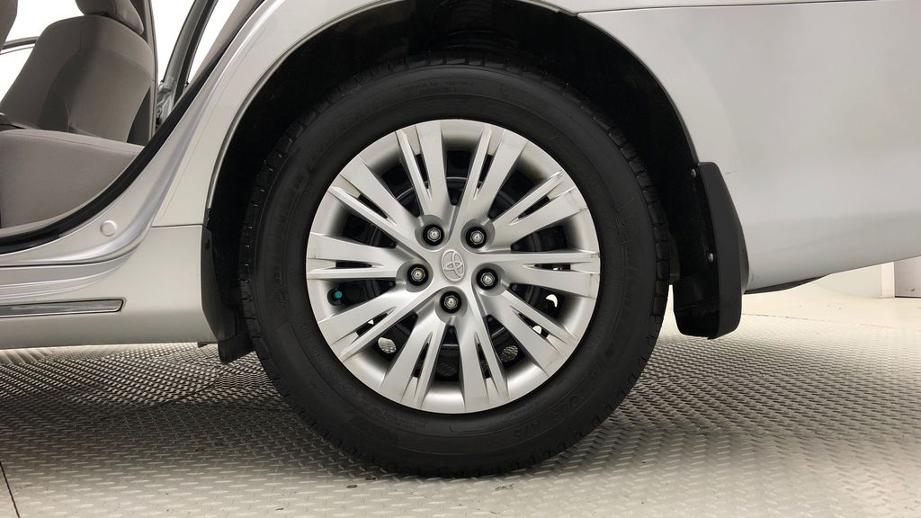 Silver[Classic Silver Metallic] 2012 Toyota Camry LE - Cruise Control, LOW KMs Used Toyota Left Rear Rim and Tire Photo in Winnipeg MB