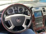 Black Ice Premium paint 2010 Cadillac Escalade ESV Steering Wheel and Dash Photo in Canmore AB