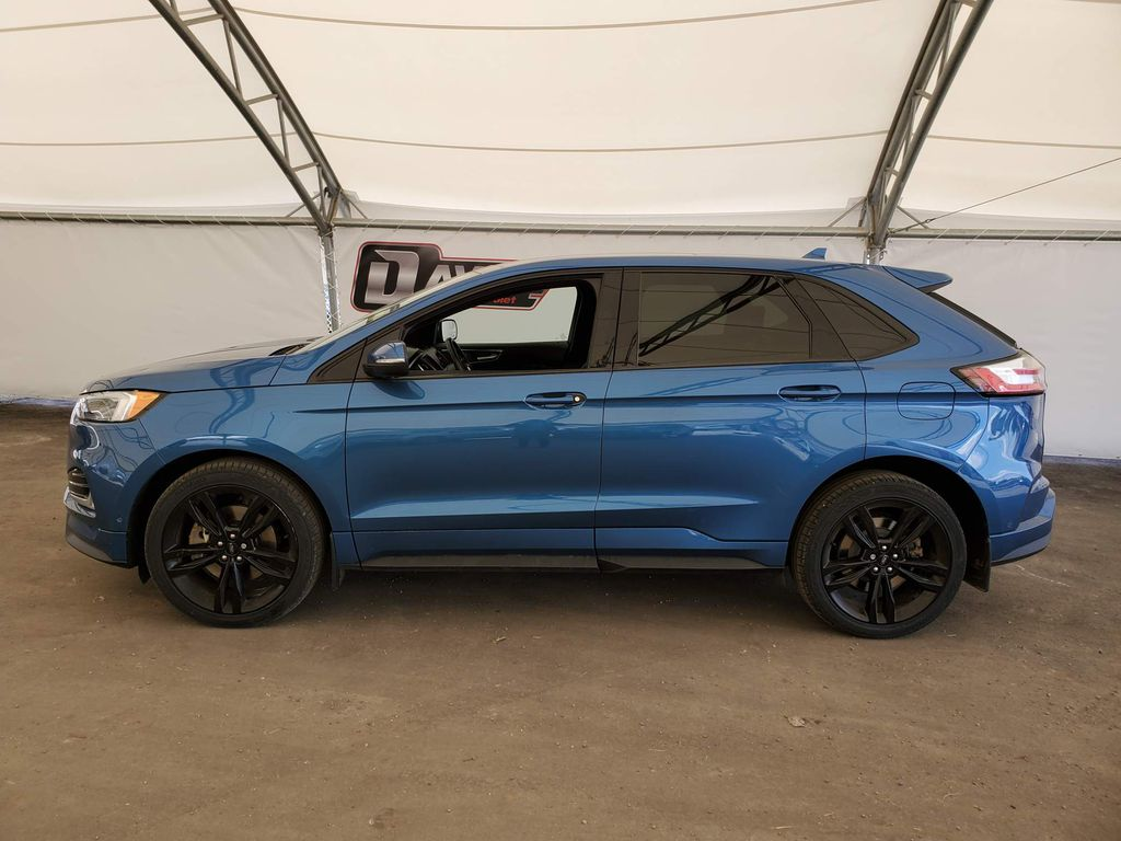2019 Ford Edge Trunk / Cargo Area Photo in Airdrie AB