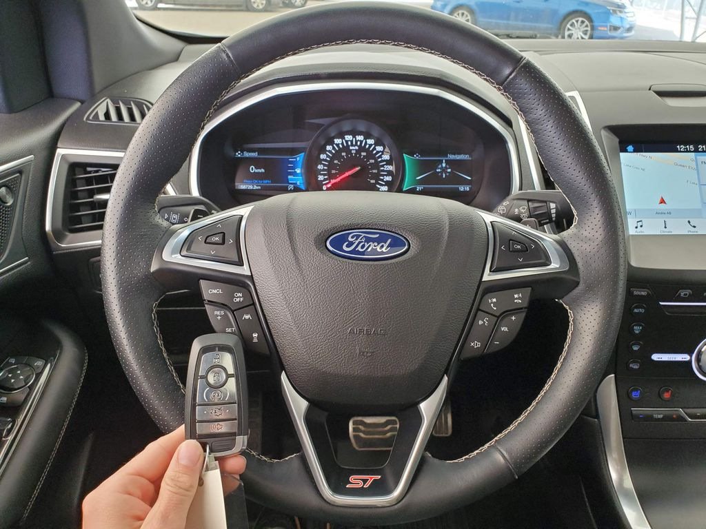 2019 Ford Edge Engine Compartment Photo in Airdrie AB
