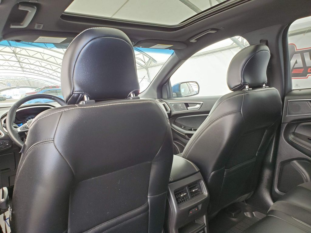 2019 Ford Edge Passenger Rear Door Controls Photo in Airdrie AB