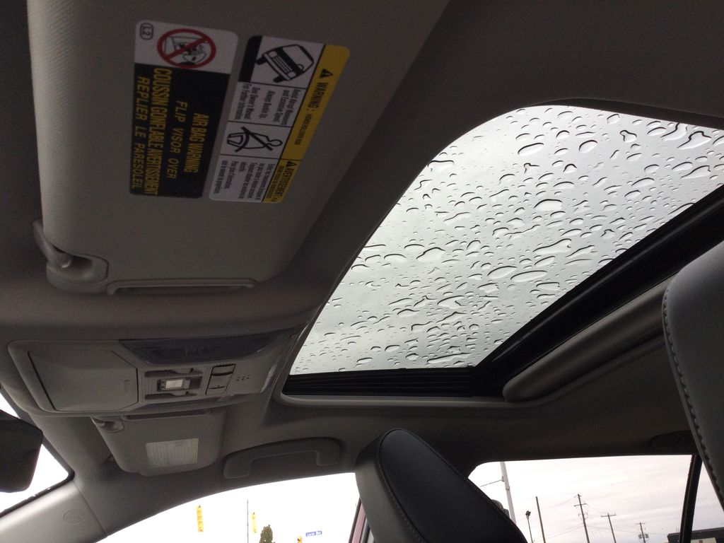 Red[Ruby Flare Pearl] 2021 Toyota RAV4 Sunroof Photo in Brockville ON