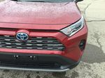 Red[Ruby Flare Pearl] 2021 Toyota RAV4 Left Front Head Light / Bumper and Grill in Brockville ON