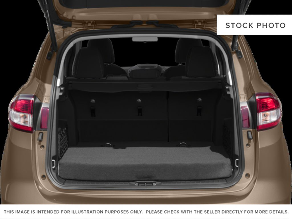Red[Ruby Red Metallic Tinted Clearcoat] 2017 Ford C-Max Hybrid Trunk / Cargo Area Photo in Dartmouth NS