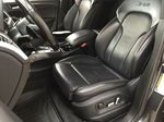 Silver[Cuvee Silver Metallic] 2015 Audi SQ5 / RARE / LOW KMS Left Front Interior Photo in Sherwood Park AB