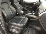 Silver[Cuvee Silver Metallic] 2015 Audi SQ5 / RARE / LOW KMS Right Side Front Seat  Photo in Sherwood Park AB