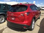 RED 2015 Mazda CX-5 GT / LEATHER LOADED Rear of Vehicle Photo in Sherwood Park AB