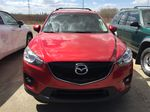 RED 2015 Mazda CX-5 GT / LEATHER LOADED Left Side Photo in Sherwood Park AB