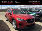 RED 2015 Mazda CX-5 GT / LEATHER LOADED Primary Photo in Sherwood Park AB