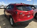 RED 2015 Mazda CX-5 GT / LEATHER LOADED Left Rear Corner Photo in Sherwood Park AB