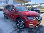 Red[Palatial Ruby Metallic] 2017 Nissan Rogue SL AWD Primary Photo in Calgary AB