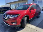 Red[Palatial Ruby Metallic] 2017 Nissan Rogue SL AWD Left Front Head Light / Bumper and Grill in Calgary AB
