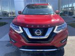 Red[Palatial Ruby Metallic] 2017 Nissan Rogue SL AWD Front Vehicle Photo in Calgary AB