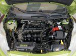 Green[Lime Squeeze Metallic] 2011 Ford Fiesta Engine Compartment Photo in Edmonton AB