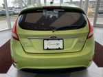 Green[Lime Squeeze Metallic] 2011 Ford Fiesta Rear of Vehicle Photo in Edmonton AB