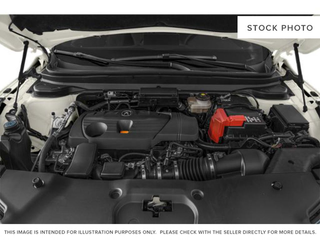 GREY NH-797M 2021 Acura RDX Engine Compartment Photo in Kelowna BC