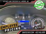 Grey 2021 Buick Envision Sunroof Photo in Airdrie AB
