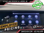 Grey 2021 Buick Envision LR Door Panel Ctls Photo in Airdrie AB